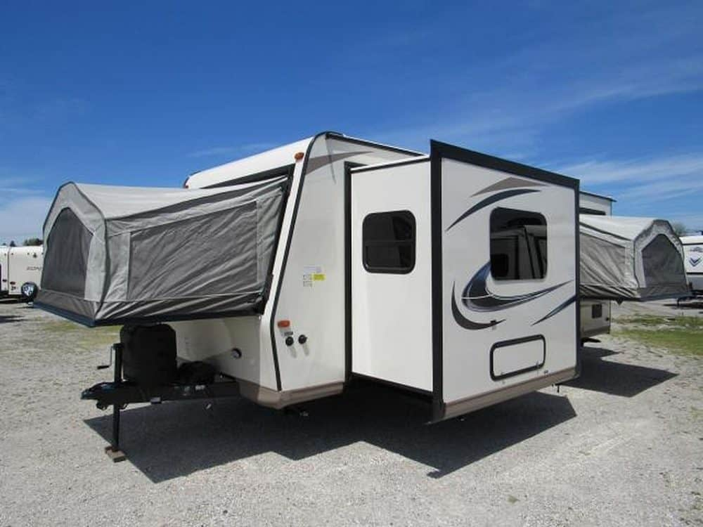 Privacy issues of hybrid travel trailers