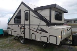 travel trailer cost
