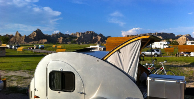 RV Length Capacities of More Than 20 National Parks in the United States 1