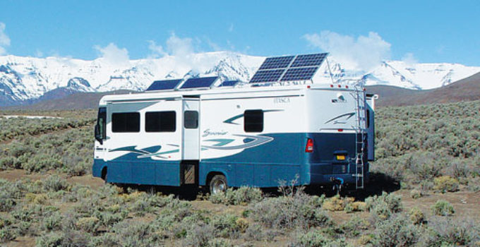 Feeling free when boondocking in various areas