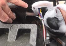 RV refrigerator repair in case of a frozen cooling system unit RV fridge problems